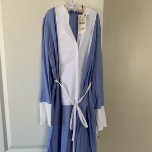 Zara tunic shirt dress